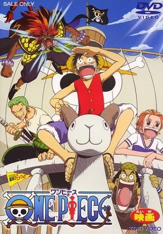 One Piece Movie 1-9 + Movie 10 : Strong World [sub thai] Y1op1