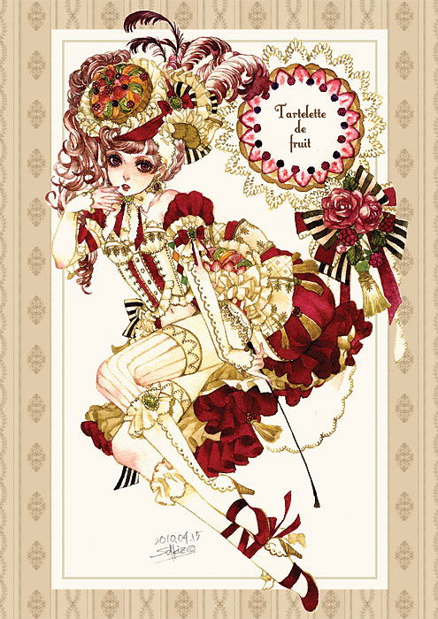 Sakizo Artwork group FoodPersonificationfull889240