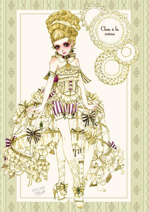Sakizo Artwork group FoodPersonificationfull889300