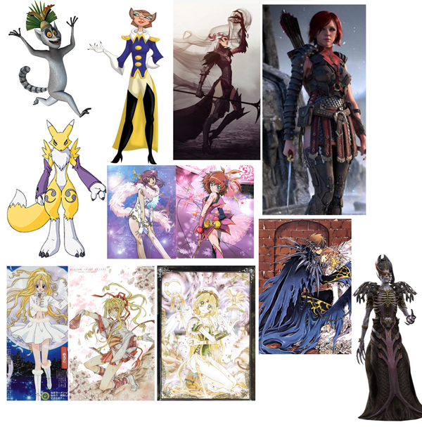 Dream cosplays! Other