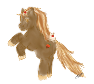 Draw yourself as a pony Pony