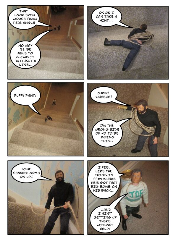 Part 5.1 - Exercise hall stairs and landing!! Page_10