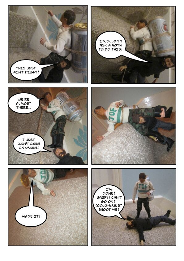 Part 5.1 - Exercise hall stairs and landing!! Page_11