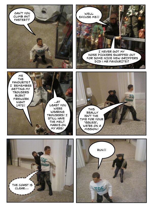 "SOMEKINDAJOE ""JOE AND HANK IN ESSENTIAL SUPPLIES"" Page_4"