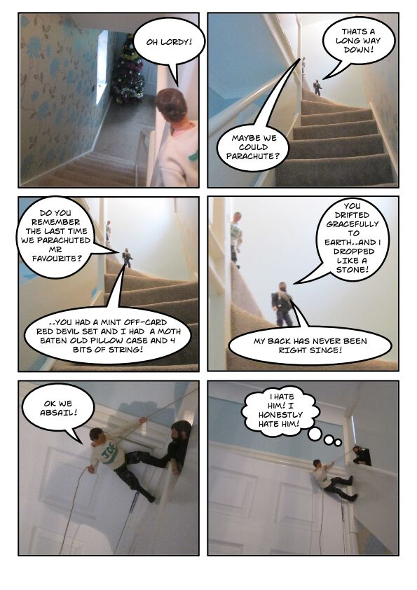 "SOMEKINDAJOE ""JOE AND HANK IN ESSENTIAL SUPPLIES"" Page_5"