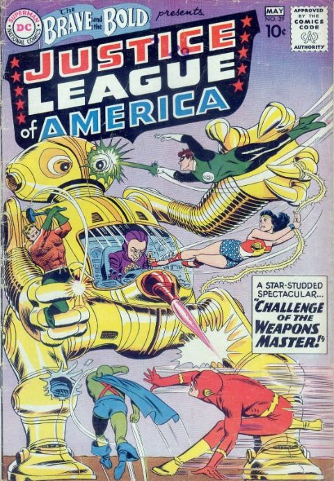 Starro vs. The JLA! Brave-and-the-bold-29-second-appearance-justice-league-of-america_zps01fac6da