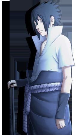 Desmond Uchiha - Shodaime Hokage en el Retiro. Sasuke-render
