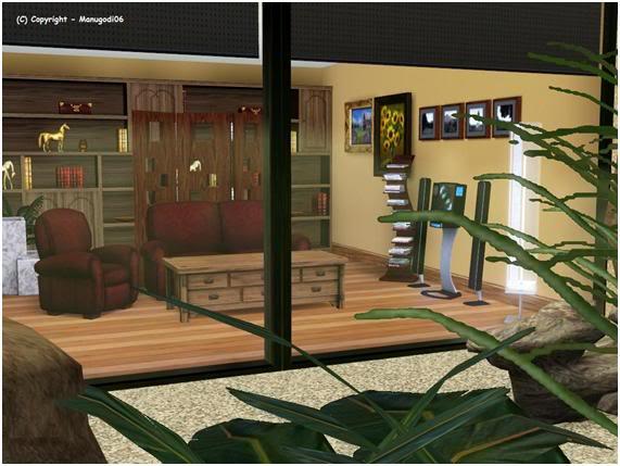 Acuario en el Sótano - Parte 2 [Los Sims 3] (Fácil) 10