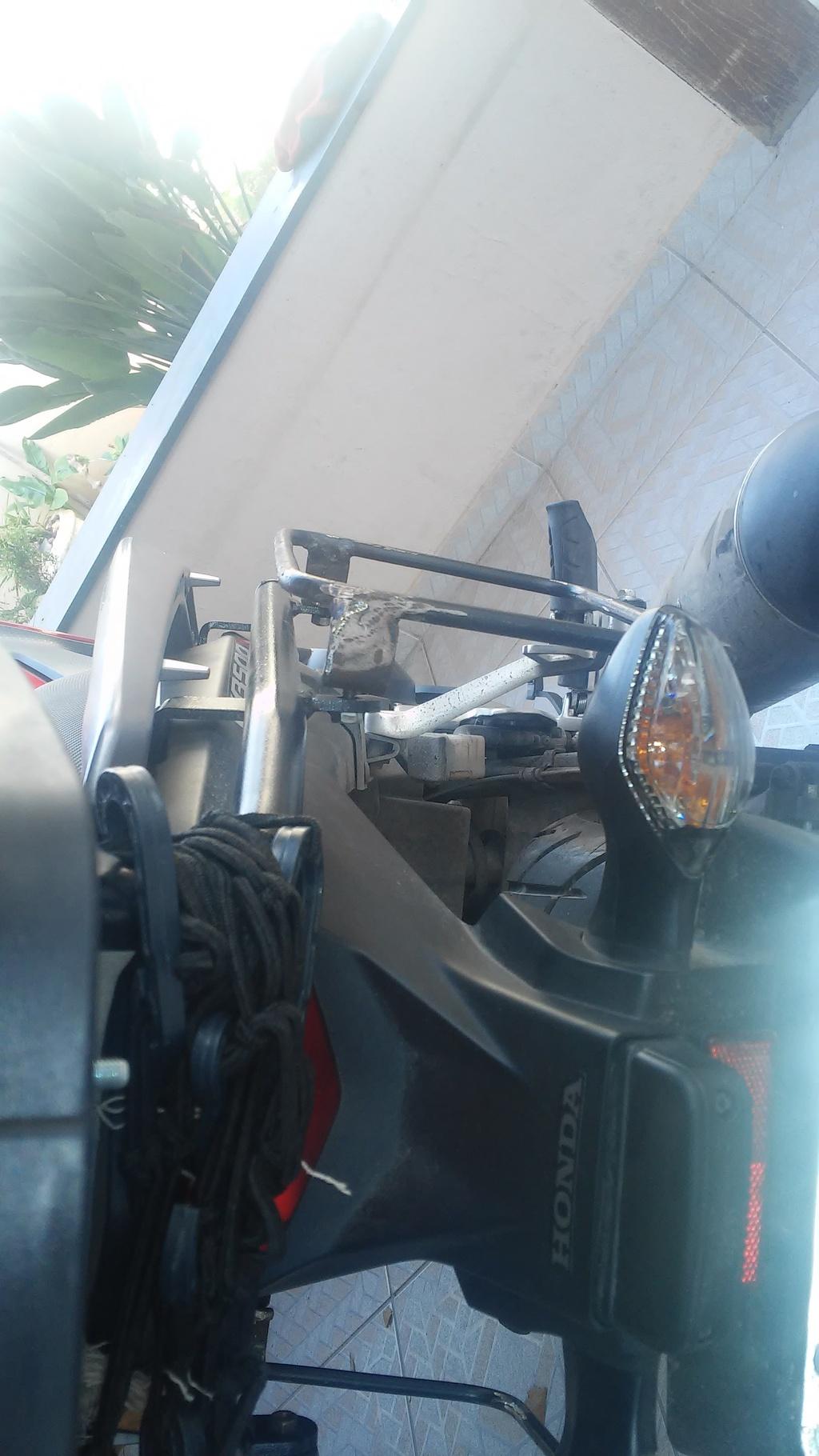 Kit Alforge Lateral + Afastador Honda Cb500 X(Barato) - Página 2 20150618_130949