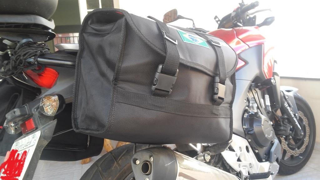 Kit Alforge Lateral + Afastador Honda Cb500 X(Barato) - Página 2 20150619_134942