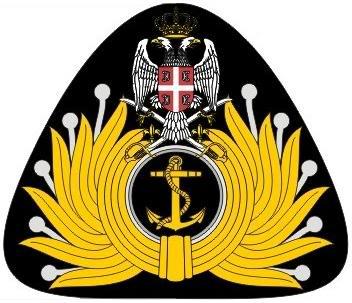 Serbian Armed Forces SerbianRiverFlotilla-Generals-Admir
