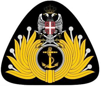 Serbian Armed Forces SerbianRiverFlotilla-Officers