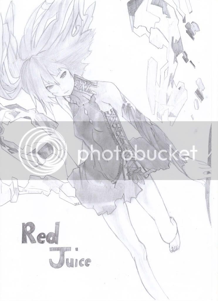 -FAYx3-'s art. :) REDJUICE
