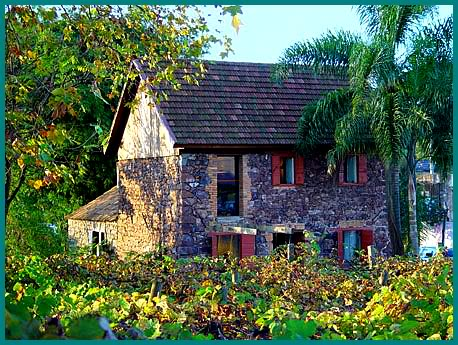 Residência de Jace Wayland - Escócia Cx_casadepedra