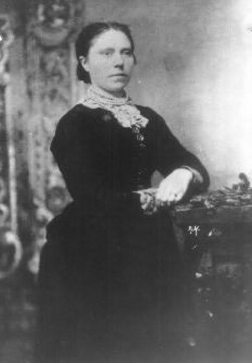 اشرس تسع نساء في التاريخ BelleGunness