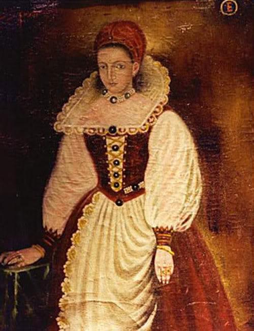 اشرس تسع نساء في التاريخ ElizabethBathory1