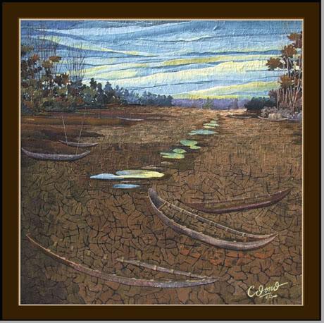 Dòng sông cạn (thơ ĐL dp) Dngsngcn