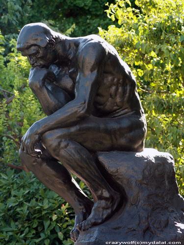 Cái gì là ưu tiên? (thơ ĐL dp) Thethinker2_500-1