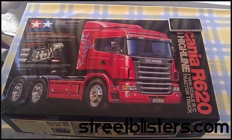 """Scania R620 """"Tamiya"""" IMAG0595"""