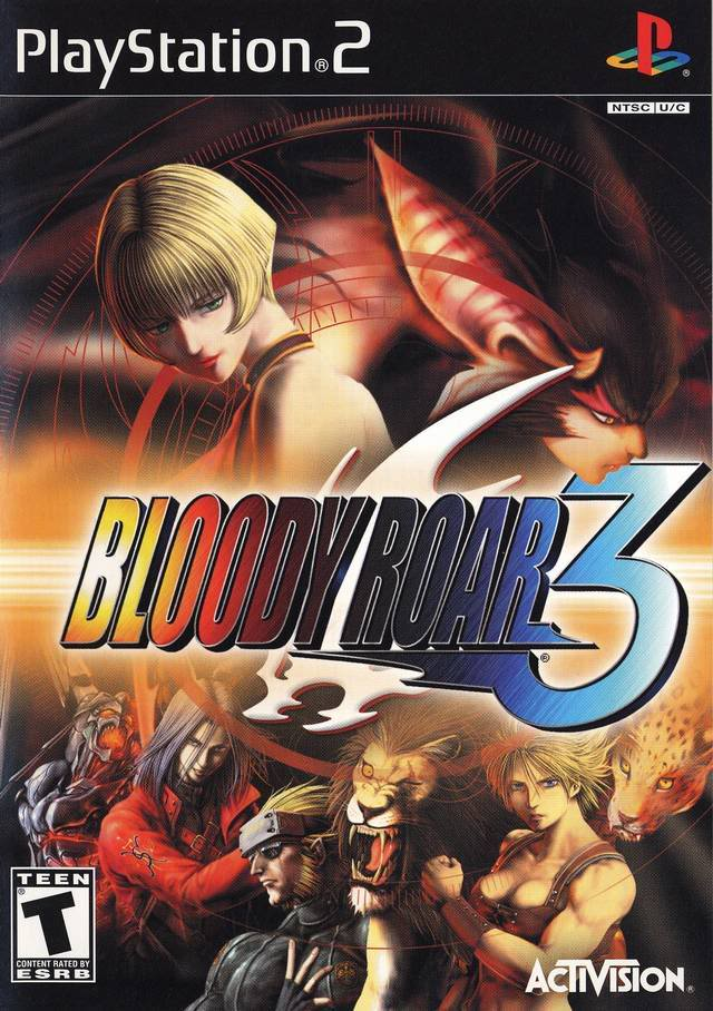 Bloody Roar 3 Download Library 452963_front
