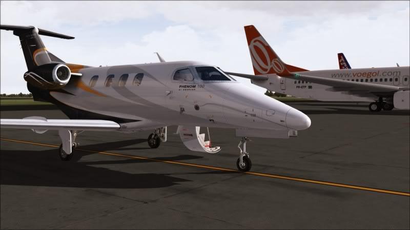 Embraer Phenom 100 - SBJP FS9_050