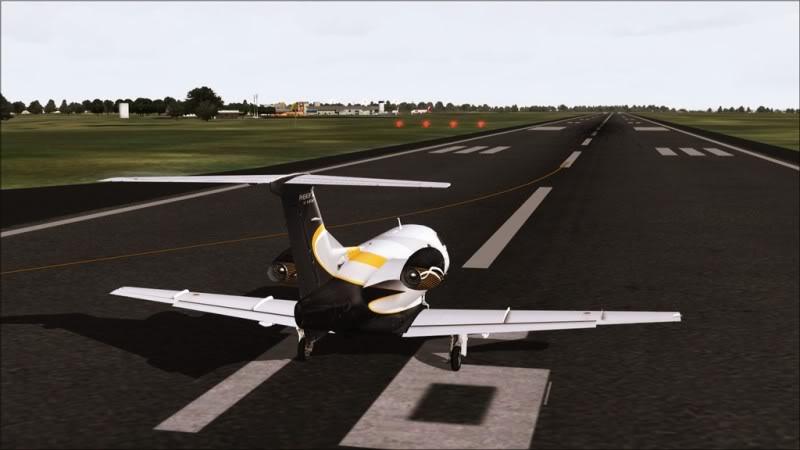 Embraer Phenom 100 - SBJP FS9_051