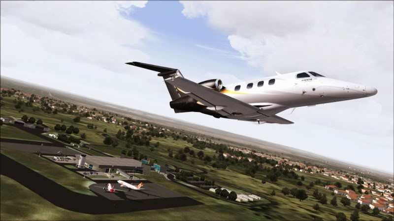 Embraer Phenom 100 - SBJP FS9_052