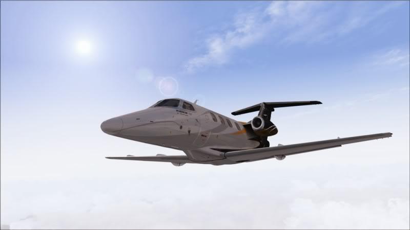 Embraer Phenom 100 - SBJP FS9_053
