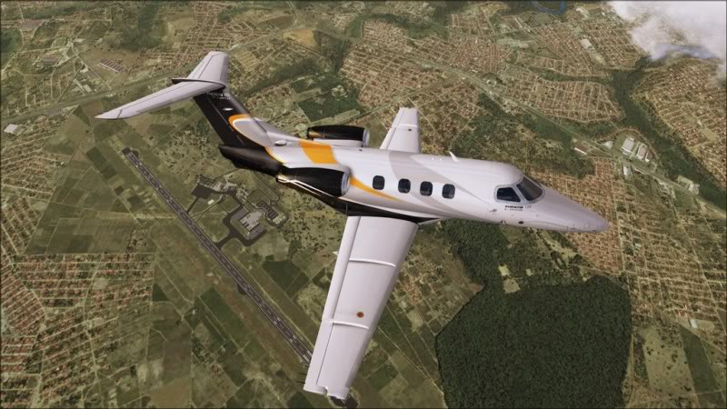 Embraer Phenom 100 - SBJP FS9_054