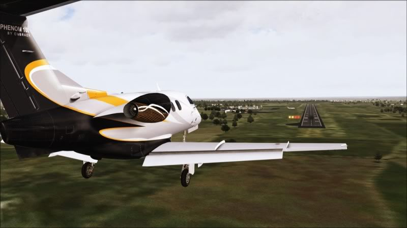 Embraer Phenom 100 - SBJP FS9_056