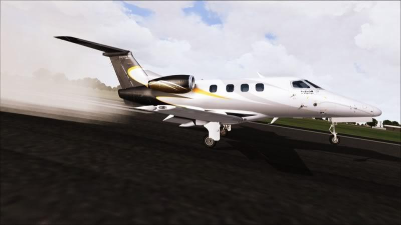 Embraer Phenom 100 - SBJP FS9_057
