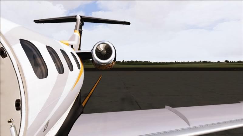 Embraer Phenom 100 - SBJP FS9_059