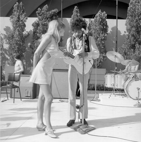 Hollywood (Hollywood Bowl) : 18 août 1967 1731