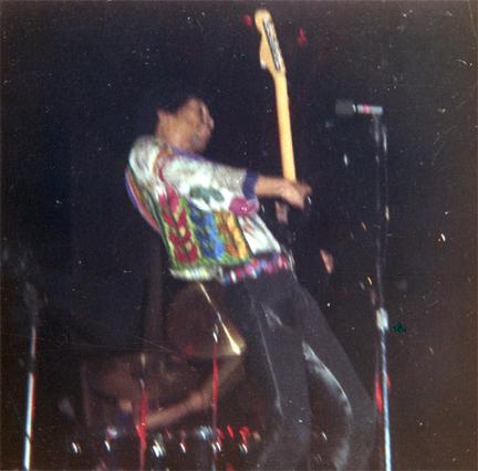 San Bernardino (Swing Auditorium) : 20 juin 1970  JHSBCA70-1