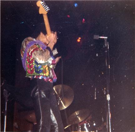 San Bernardino (Swing Auditorium) : 20 juin 1970  JHSBCA70-3