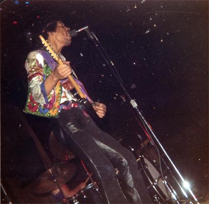 San Bernardino (Swing Auditorium) : 20 juin 1970  JHSBCA70-4