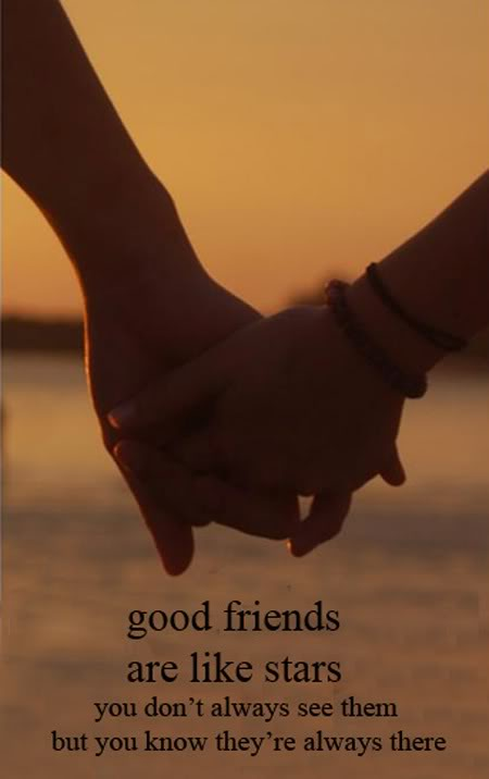 Naten e mirë  Goodfriendsarelikestars