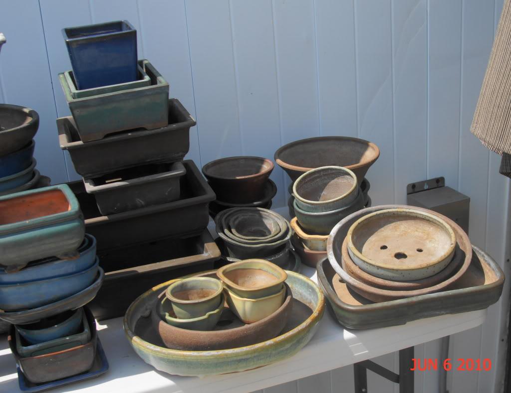 Mother lode of pots DSC02016