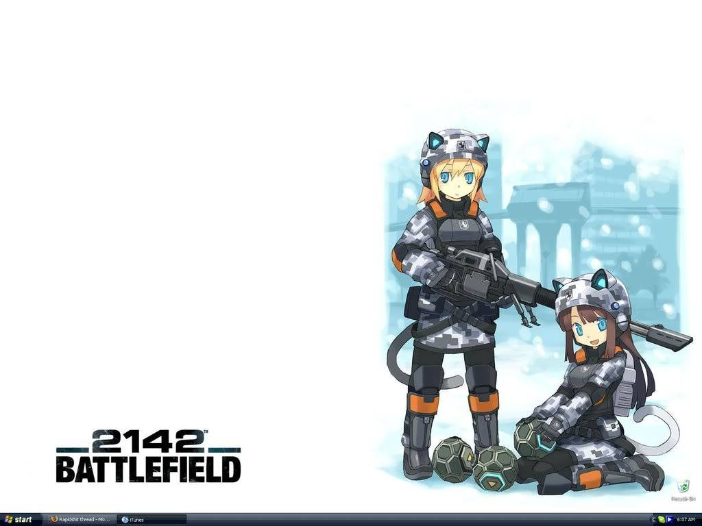 Images thread (SFW) Battlefield2142