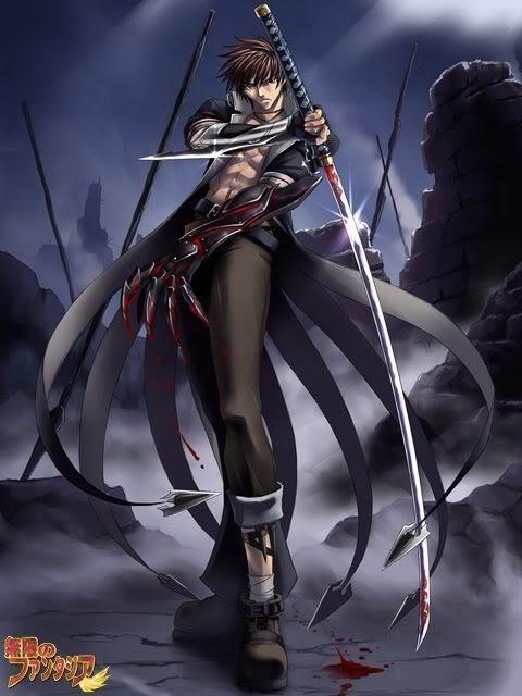 Nara, Shikuro (Finnished) Swordsman