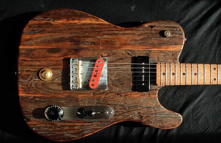 Madeira Antiga GuitarraMadeiraRustica