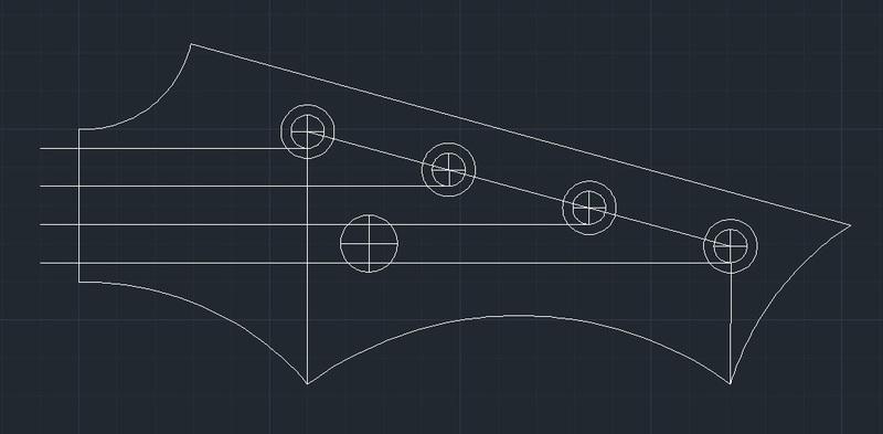 Novo Projeto - Contrabaixo de 4 cordas - ideias em prática. - Página 4 HeadStock_Teste1