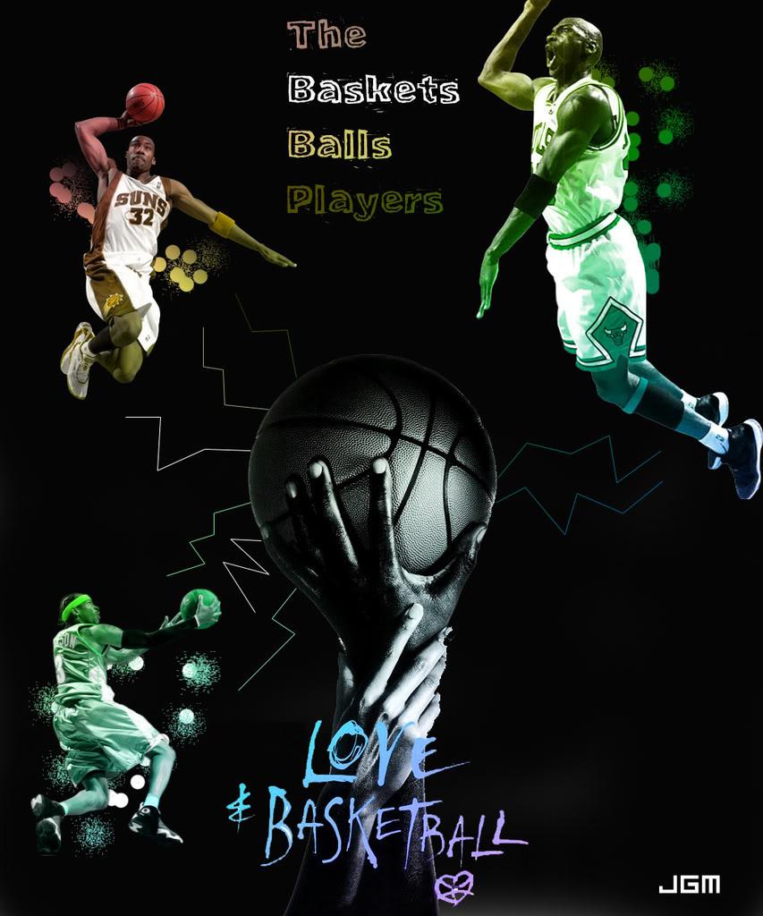 [Renders] The Basket Balls Players TheBasketsBallPlayers