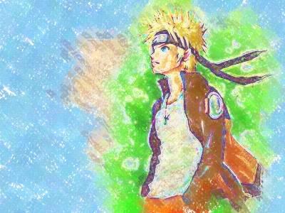 My Art NarutoWallpaperUzumakiNaruto2