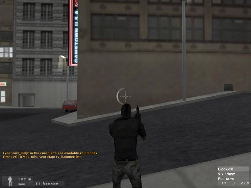 An accurate crosshair replacement! Crosshair_3erdperson
