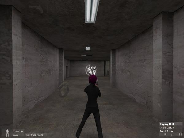 Razor themed crosshair for TS Screenshot1