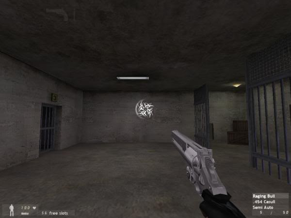 Razor themed crosshair for TS Screenshot2