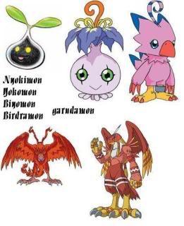 Digimon Biyomon1