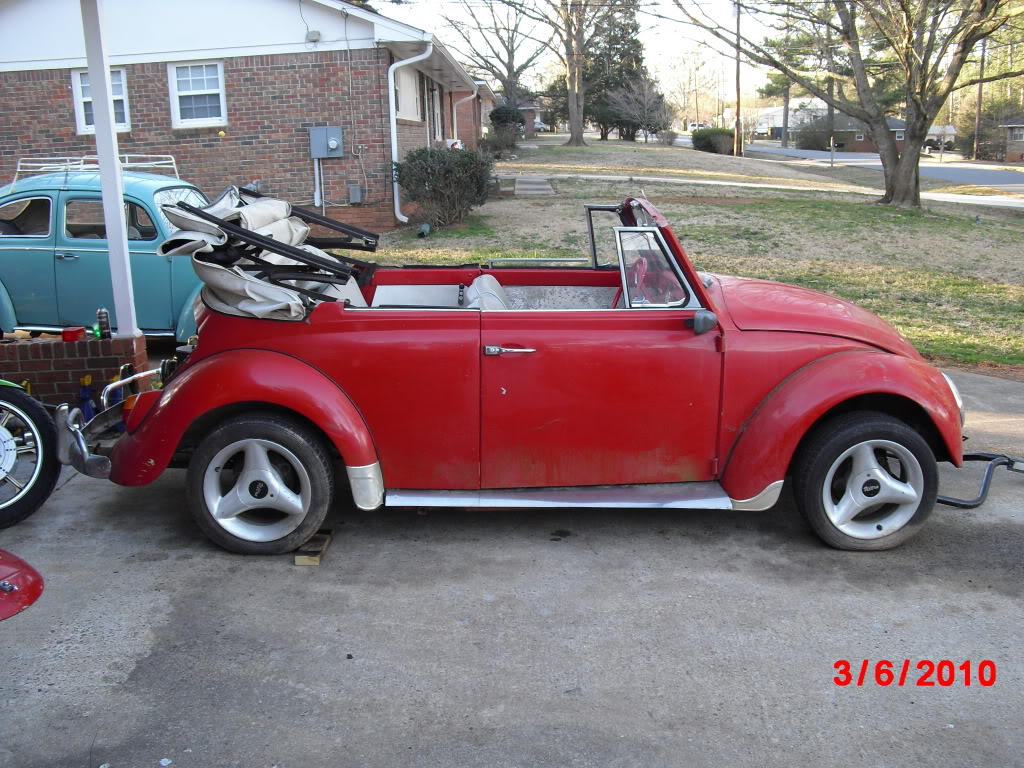 1965 VW convertible CIMG0256