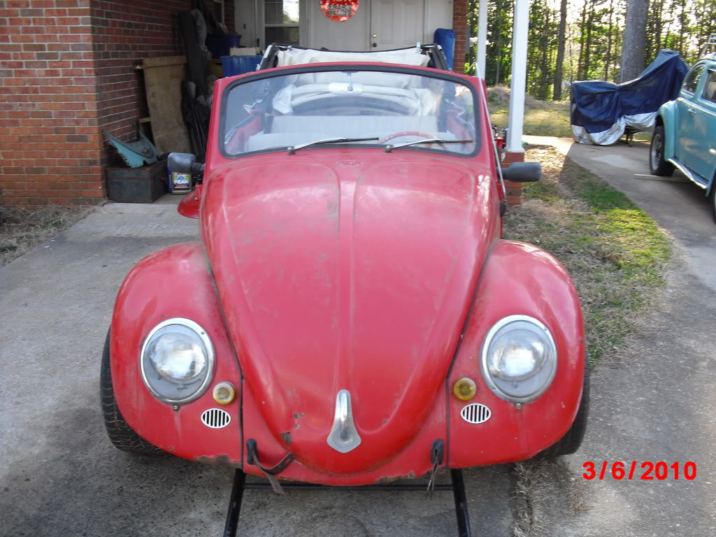 1965 VW convertible CIMG0259